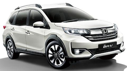 Honda BR-V 2020 ra mắt - nâng cấp nội ngoại thất, giá siêu hấp dẫn 'đấu' Mitsubishi Xpander, Toyota Avanza