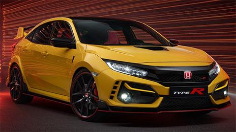 Honda Civic Type R 2020 bản đặc biệt kiểu dáng siêu hầm hố, bất ngờ cháy hàng chỉ sau 4 phút