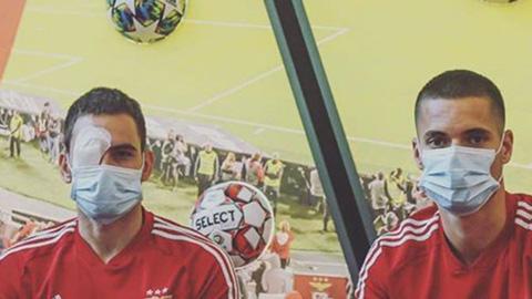 Xe buýt Benfica bị tấn công, Julian Weigl và đồng đội nhập viện