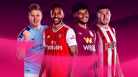 Công bố lịch thi đấu 3 vòng đầu tiên dự án tái khởi tranh Ngoại hạng Anh 2019/20