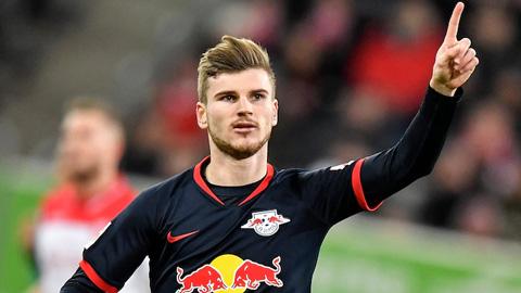 Chelsea đồng ý trả 53 triệu bảng phí giải phóng hợp đồng cho Werner