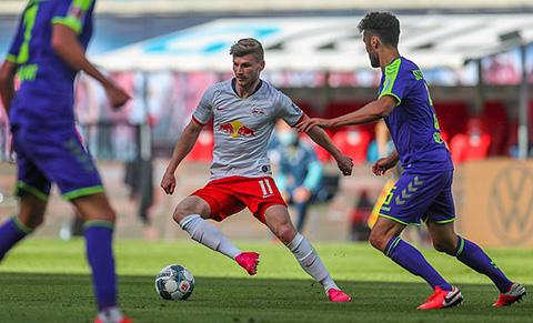 Werner là một cầu thủ rất đa năng