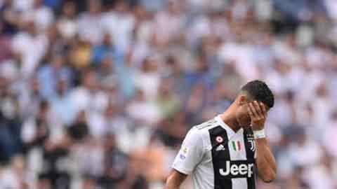 Chỉ vì đến Juventus mà Ronaldo mất những danh hiệu này