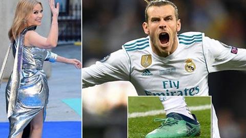 Chân trái của Bale có phí bảo hiểm ngang với vòng 3 của Kylie Minogue