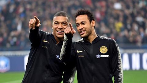 Bất chấp bị ve vãn, sao PSG khẳng định Neymar và Mabppe sẽ ở lại