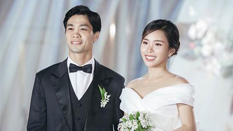Công Phượng bật khóc trong lễ đính hôn với Viên Minh