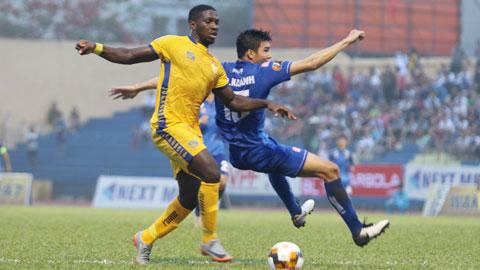 Trực tiếp V.League, 17h ngày 6/6: Quảng Nam vs Thanh Hóa; SLNA vs SHB Đà Nẵng