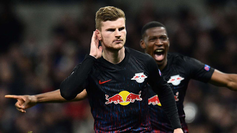 'Tin đồn tới Chelsea không ảnh hưởng đến Werner'
