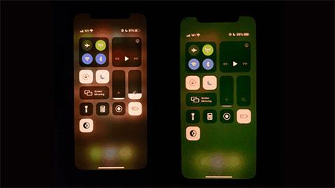 iPhone 11 dính lỗi màn hình xanh, sau khi nâng cấp lên iOS 13.5