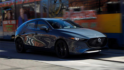 Mazda 3 2021 đẹp mê ly, sắp trang bị động cơ Turbo 'chất', giá mềm đấu Honda Civic, Kia Cerato, Hyundai Elantra