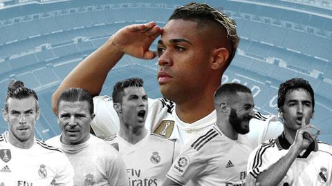 Thống kê đưa hàng thải Real xếp trên Ronaldo, Puskas, Bale và Raul
