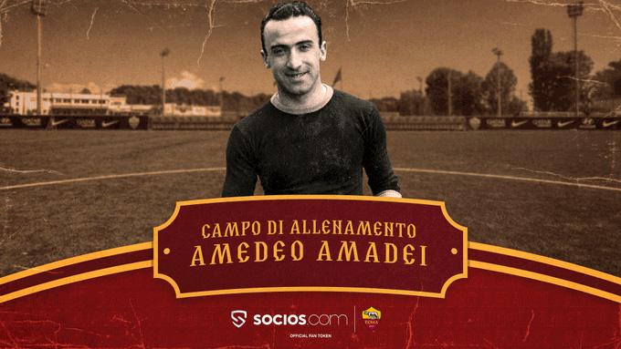 Amadei, cầu thủ trẻ nhất từng ghi bàn tại Serie A