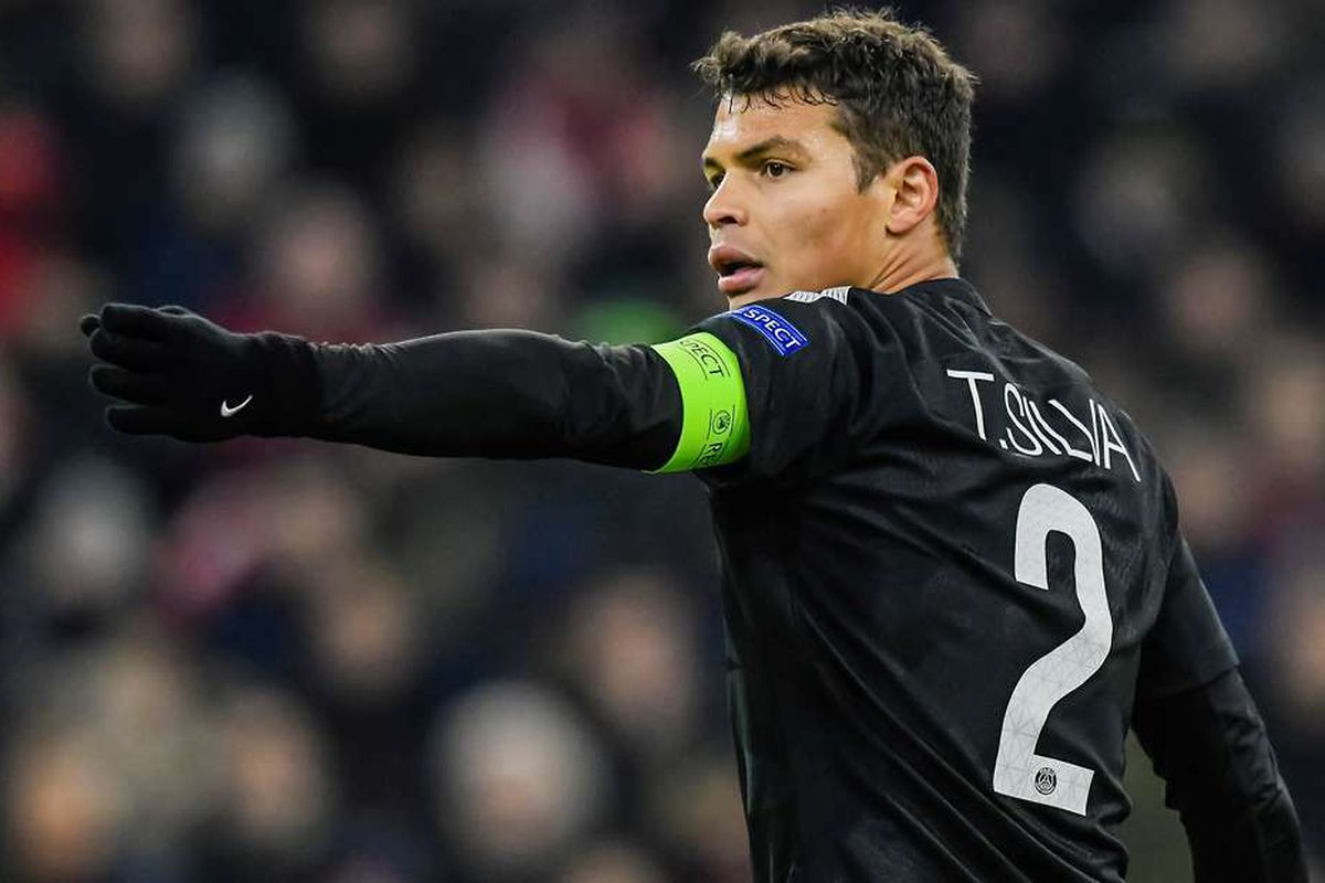 Silva không còn chỗ đứng ở PSG