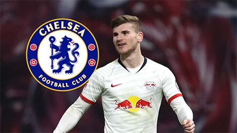 RB Leipzig bất ngờ ''lật kèo'' Chelsea vụ Werner