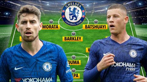 Đội hình 11 cầu thủ Chelsea có thể bị bán Hè này