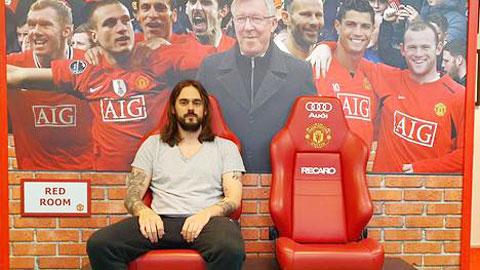 Fan cuồng sắp mở bảo tàng về Man United