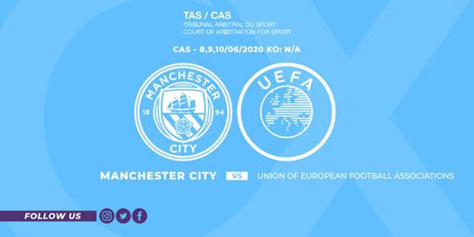 Cuộc chiến Man City vs UEFA và những điều cần biết