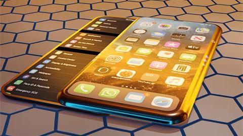 iPhone 13 thiết kế siêu đẹp với màn hình trượt độc đáo, sang chảnh hơn cả Nokia N97