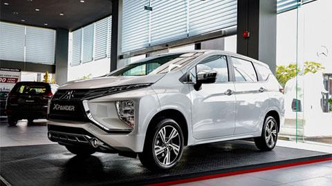 Mitsubishi Xpander 2020 giá rẻ, lộ thông tin bản lắp ráp tại VN, đấu Suzuki Ertiga-XL7