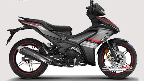 Yamaha Exciter 155 VVA giá 'ngon' lộ ảnh mới cực sốc, khiến fan phát cuồng