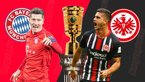 Nhận định Bayern Munich vs Frankfurt, 01h45 ngày 11/6