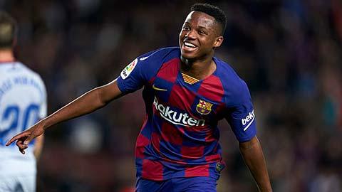 Tin giờ chót 8/6: M.U nhờ Jorge Mendes thuyết phục Barca bán Fati