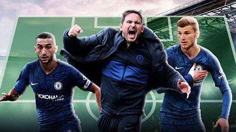 Nếu Chelsea không vào được top 4 sẽ trở thành thảm họa ...