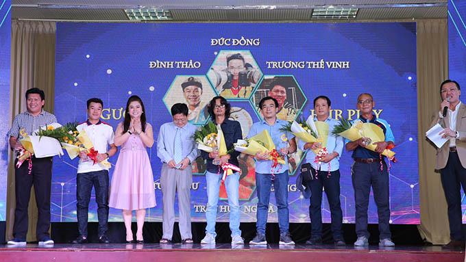 BTC khen thưởng 5 cá nhân có 5 đề cử lọt vào VCK