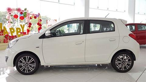 Đối thủ của Hyundai Grand i10, Kia Morning, Honda Brio giảm giá 'cực mạnh' tại VN, khiến fan phát cuồng