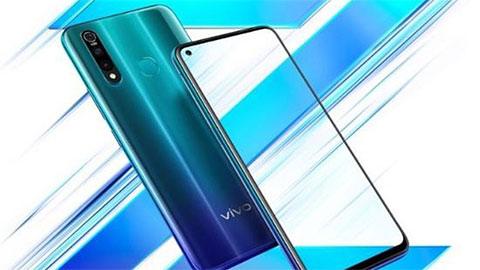 Vivo Z5x 2020 gây sốc với Snap 712, RAM 8GB, pin 5000mAh, giá bán siêu rẻ