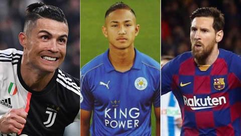 10 cầu thủ giàu nhất thế giới: Messi và Ronaldo thua xa 1 cái tên ở Đông Nam Á