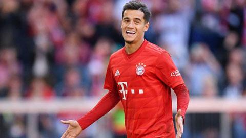 Newcastle bắt đầu đàm phán mua Coutinho