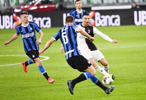 Serie A sẽ đá play-off nếu Covid-19 bùng phát trở lại - Bongdaplus.vn