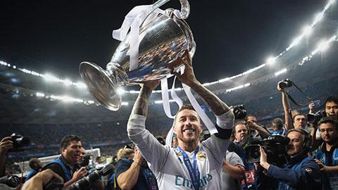 Real mời Ramos gia hạn hợp đồng thêm 1 năm