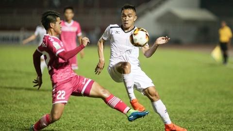 Nhận định bóng đá CLB TP.HCM vs Sài Gòn FC, 19h00 ngày 12/6: 'Gà tức nhau tiếng gáy'