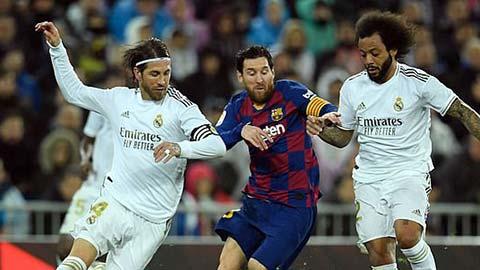 Barca & Real có thể ăn mừng vô địch La Liga với khán giả