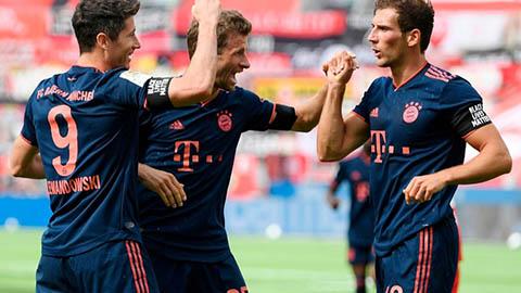 Bayern và 2 CLB còn cơ hội giành cú ăn ba ở mùa giải 201920
