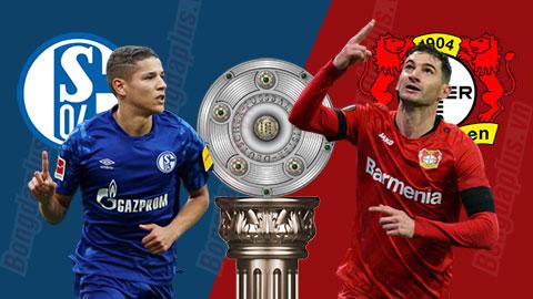 Nhận định bóng đá Schalke vs Leverkusen, 23h00 ngày 14/6: Kỷ lục buồn chờ Schalke