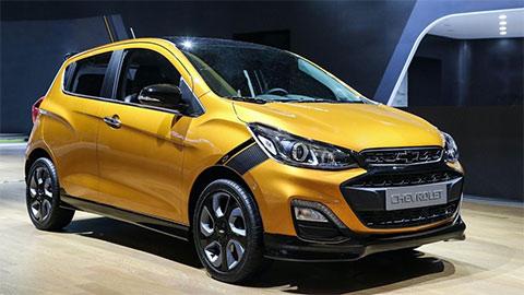 Chevrolet Spark 2021 ra mắt với giá chỉ từ 191 triệu đồng, đấu Kia Morning, Toyota Wigo