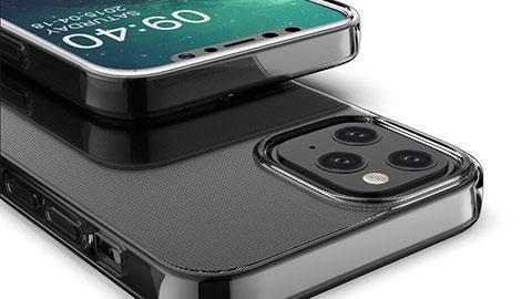iPhone 12 Pro Max rò rỉ thiết kế vẫn có 'tai thỏ' khiến fan hụt hẫng