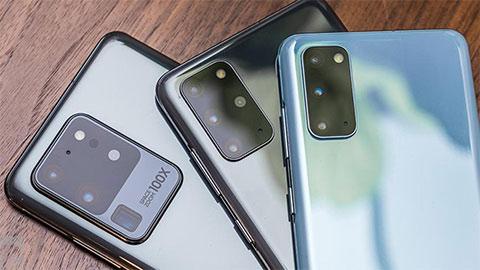 Samsung Galaxy S20 Ultra và Galaxy S20 Plus giảm giá cực mạnh tại VN
