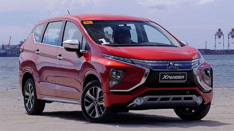Mitsubishi Xpander giá ''ngon'' vượt Suzuki Ertiga và XL7 cộng lại, bỏ xa Toyota Innova, Avanza