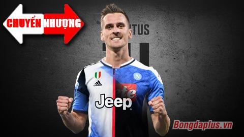Tin đồn chuyển nhượng 126: Juventus muốn đưa sao Napoli về đá cặp với Ronaldo