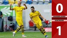 Duesseldorf 0-1 Dortmund (Vòng 31 Bundesliga 2019/20)