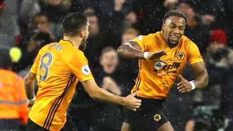 Liverpool dự chi 110 triệu bảng chiêu mộ cặp sao của Wolves