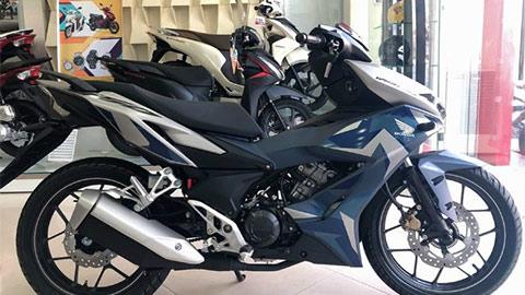 Honda Winner X đẹp mê ly giảm giá kịch sàn, khiến Yamaha Exciter 150 'khóc thét'