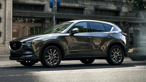Mazda CX-5 đẹp long lanh giảm giá cực mạnh tại VN, đe nẹt Hyundai Tucson, Honda CR-V