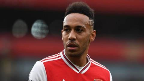 Aubameyang tiết lộ về tương lai khiến CĐV Arsenal lo sốt vó
