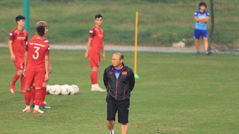 ĐT Việt Nam có thể đăng ký sơ bộ cầu thủ cho AFF Suzuki Cup 2020: Thêm tính toán cho HLV Park Hang Seo