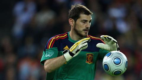 Casillas không ứng cử chức chủ tịch LĐBĐ Tây Ban Nha